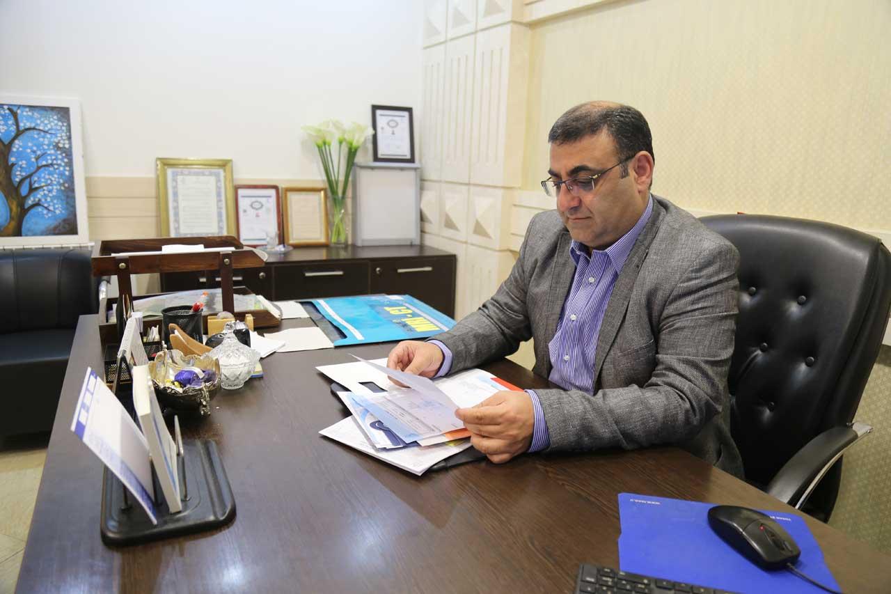 دکتر کامران آریا
